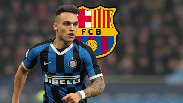 Barcelona won't activate Lautaro Martinez's €111m release clause