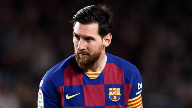Messi will 'end his career' at club – Barcelona