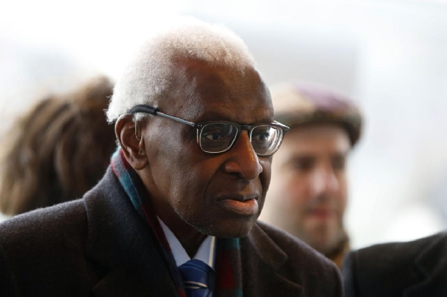 Lamine Diack – Former IAAF head found guilty of corruption and jailed