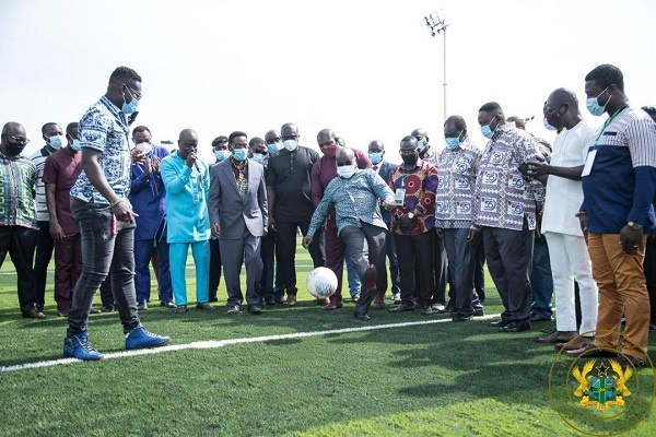 COVID-19: Ghana Premier League returns Oct. 30 – Akufo-Addo