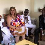 I lost many friends, endured body-shaming trolls because of our relationship – Patapaa's white Muslim wife
