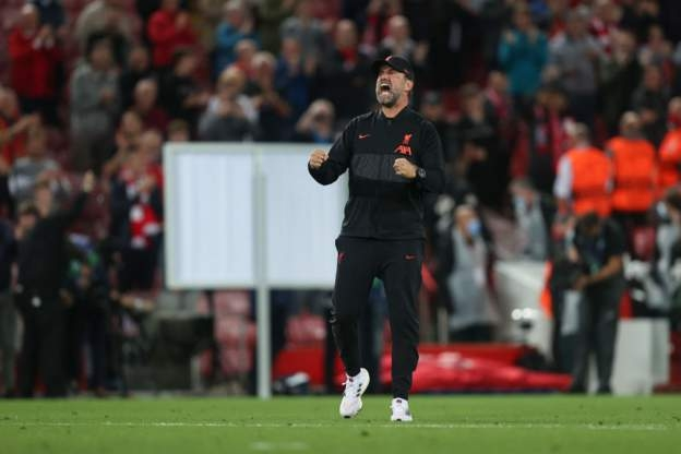 Klopp: 'It is a tough group and it was important to win'