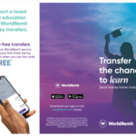 SUPPORT A LOVED ONE'S EDUCATION WITH WORLDREMIT MONEY TRANSFERS