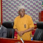 Bagbin calls for innovative measures to mitigate COVID-19 challenges