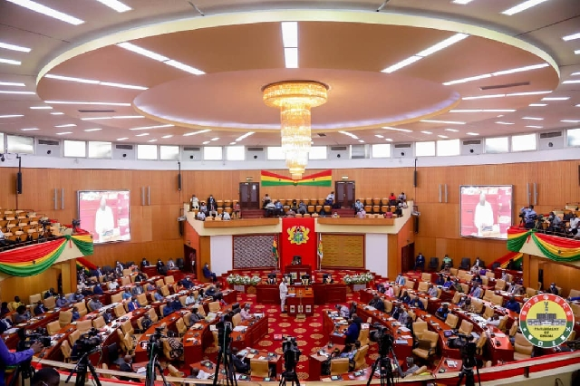Attendance high on first day of parliament's 3rd meeting of 4th Session